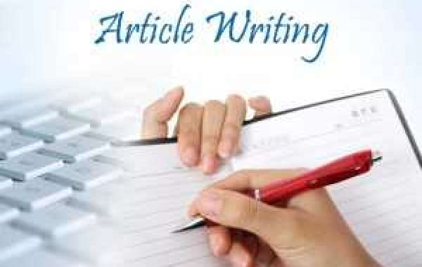 A basic article writing concept for beginner
