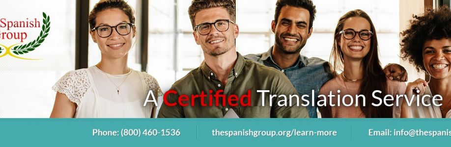 The Spanish Group LLC Cover Image